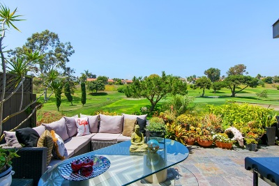 Solana Beach Townhouse For Sale: 964 Santa Helena Park Ct.