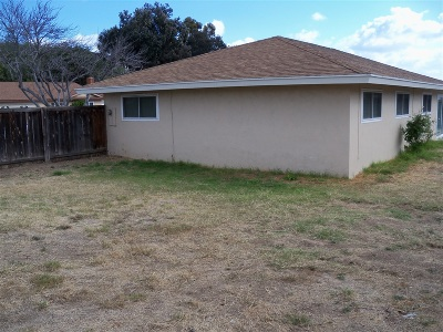 San Diego Single Family Home For Sale: 6640 Alta Ct.