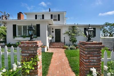 Single Family Home For Sale: 1345 Buena Vista Way