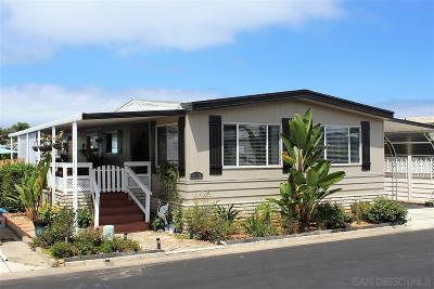 Mobile/Manufactured For Sale: 7119 Santa Barbara #109