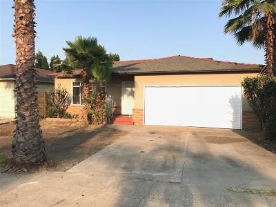 El Cerrito, El Cerrito/West College Single Family Home For Sale: 4452 Berting St