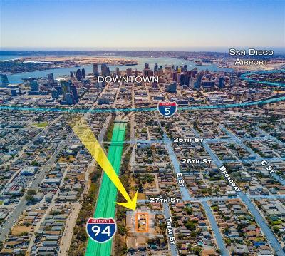 San Diego Single Family Home Pending: 763 Cerro Gordo