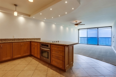 Pacific Beach Rental For Rent: 4767 Ocean Blvd #1105