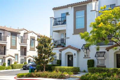 Carlsbad Townhouse Sold: 3122 Via Simpatia