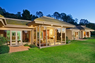 Rancho Santa Fe Single Family Home For Sale: 4484 Los Pinos