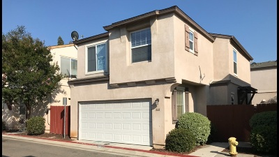 Escondido Single Family Home For Sale: 868 N Fig St.