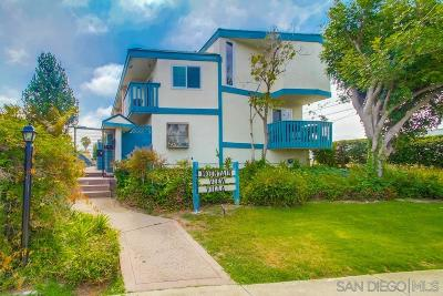 Norma Heights, Normal Heights Townhouse For Sale: 4733 W Mountain View Dr #2