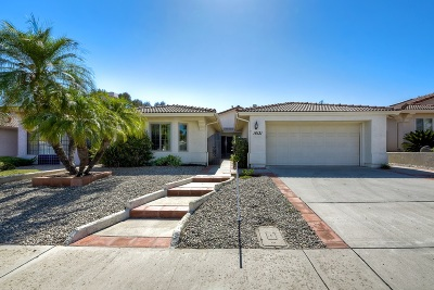 Single Family Home For Sale: 18131 Calle Estepona