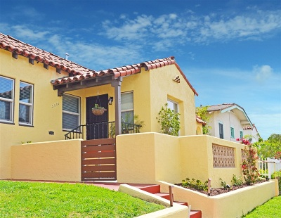 San Diego Multi Family 5+ For Sale: 2313 Lincoln Avenue