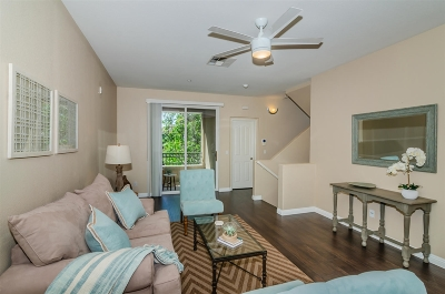 San Marcos Townhouse For Sale: 1352 Dandelion