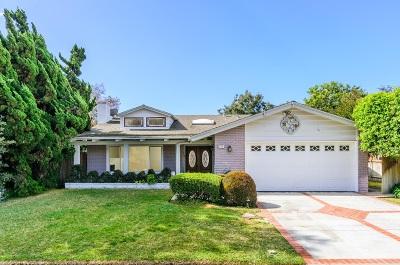 Carlsbad Single Family Home Back On Market: 1705 Tamarack Ave