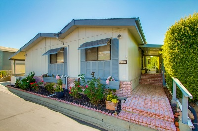 San Marcos Mobile/Manufactured For Sale: 1930 W San Marcos Blvd. #182