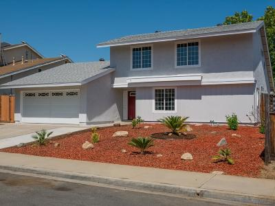 Poway Single Family Home For Sale: 13421 Aldrin Ave