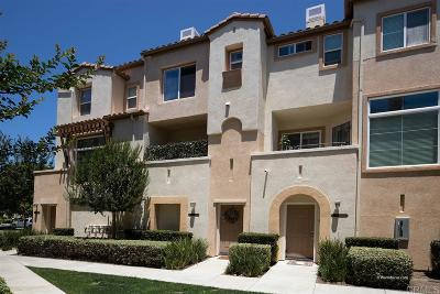 San Marcos Townhouse For Sale: 541 Almond Rd