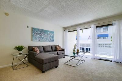 San Diego Attached Pending: 8324 Regents Road #1D