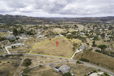 Bonsall Residential Lots & Land For Sale: Redondo Dr