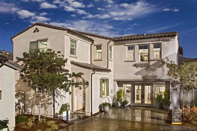 San Marcos Single Family Home For Sale: 659 Gemstone Drive
