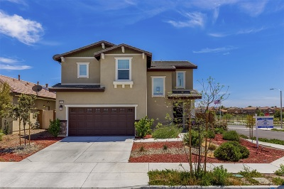 Murrieta Single Family Home For Sale: 31941 Straw Lily