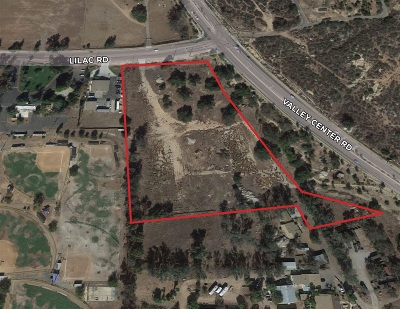 Valley Center Residential Lots & Land For Sale: 28214 Lilac Rd