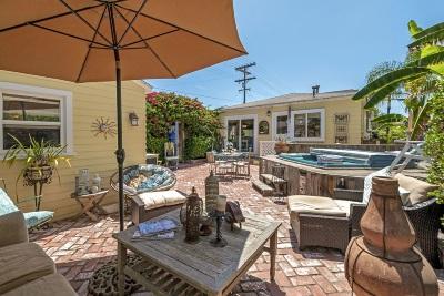 La Jolla Single Family Home For Sale: 7032 Draper Ave