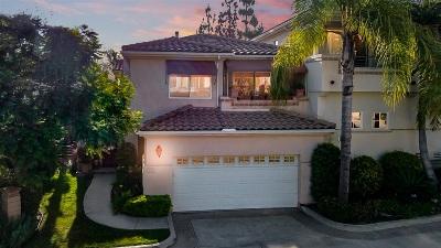 Carlsbad Single Family Home For Sale: 6663 Sitio Palmas
