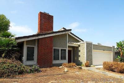 Encinitas Single Family Home For Sale: 1943 Village Wood Rd