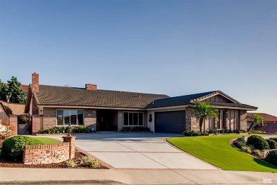 Del Cerro Single Family Home For Sale: 6315 Camino Corto