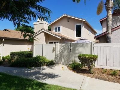 Santee Single Family Home For Sale: 10341 Bart Way