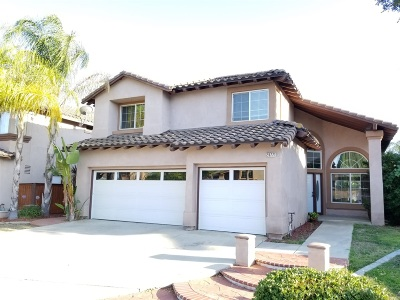 Temecula Single Family Home For Sale: 29771 Orchid Ct.