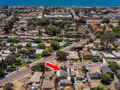 Carlsbad Multi Family 2-4 For Sale: 3580 Madison