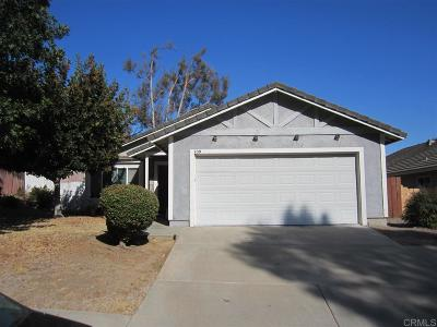 San Marcos Single Family Home For Sale: 709 Dane Drive