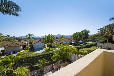 Escondido Single Family Home For Sale: 3747 Aries Gln