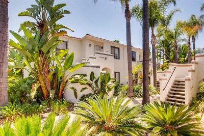 Rancho Penasquitos, Rancho Penesquitos Attached For Sale: 9444 Twin Trails Dr #201