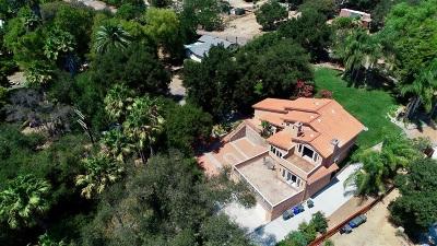 Single Family Home For Sale: 10135 Jesmond Dr
