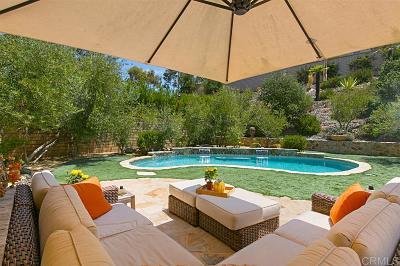 Santaluz Single Family Home For Sale: 7770 Tierra Tesoro