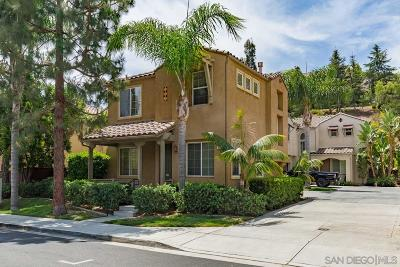 San Marcos Single Family Home For Sale: 916 Mira Lago Way