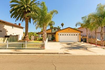 Oceanside Single Family Home For Sale: 4605 Mardi Gras