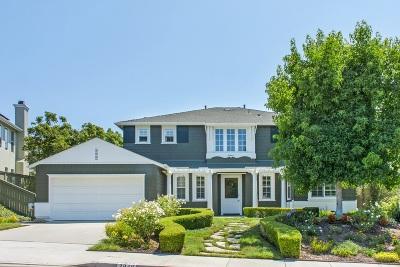 La Costa Valley Single Family Home Pending: 2845 Avenida Helecho