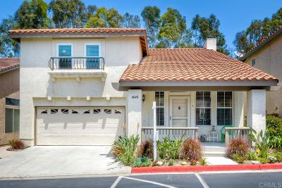 Oceanside Single Family Home For Sale: 4048 Ivey Vista Way
