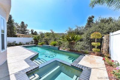 San Diego Single Family Home For Sale: 11723 Boulton Ave