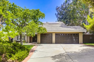 Bonita Single Family Home For Sale: 5953 Steeplechase Rd