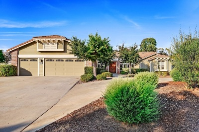 Single Family Home For Sale: 15817 Cumberland Drive