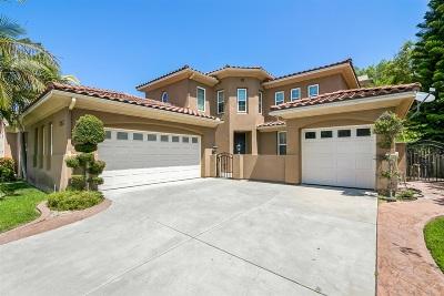 Single Family Home For Sale: 2853 N Compass Cir