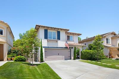 Carlsbad Single Family Home Sold: 3228 Rancho Arroba
