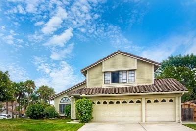 Oceanside Single Family Home For Sale: 1608 Avenida Oceano