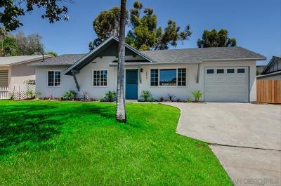 Vista Single Family Home For Sale: 253 Gannet Dr