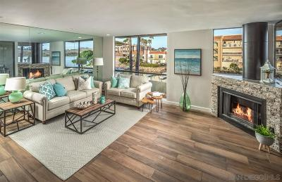 Carlsbad Attached Sold: 4513 Cove Dr #7