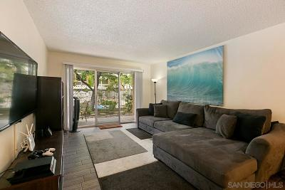 Pacific Beach, Pacific Beach Sail Bay, Pacific Beach, North Pacific Beach, Pacific Beach/Crown Point Attached For Sale: 1855 Diamond St #113