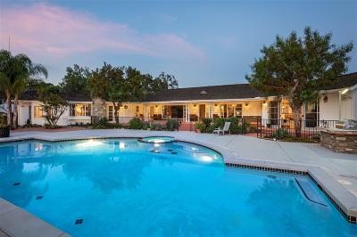 Single Family Home For Sale: 3402 Calle Margarita