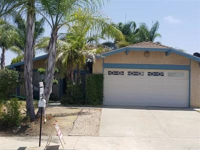 Oceanside Single Family Home For Sale: 138 Nixon Circle